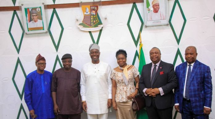 Makinde Inaugurates Committee o LAUTECH