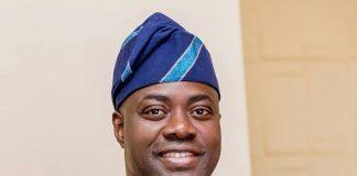 Makinde appoints Adetoro