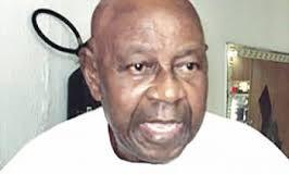 Buahri paid tribute Tam David-west died at 83