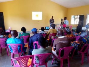 Hon Odebunmi Facilitates Agropeneur Training for Youths in Surulere,Ogo Oluwa