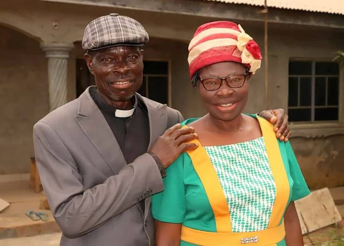 prophet Ologbonyo celebrates parent