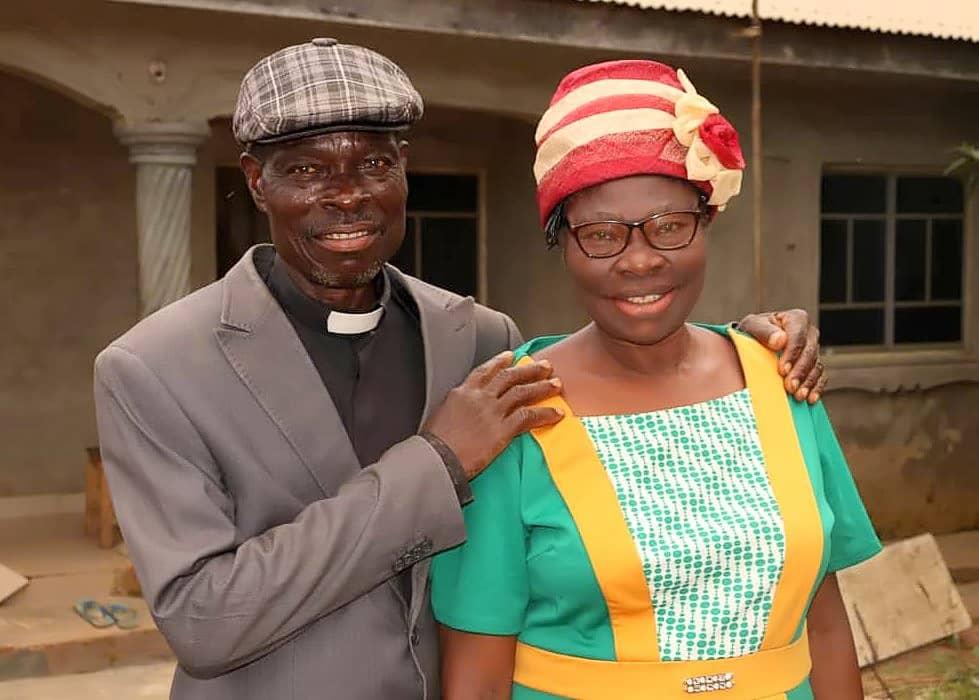 prophet Ologbonyo celebrates parent