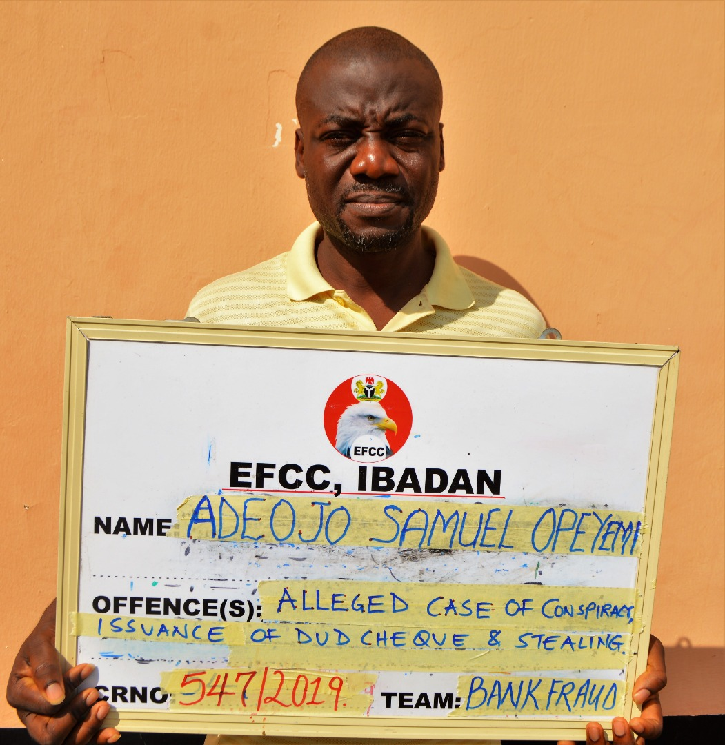 Former Kwara council chair Arrested by EFCC