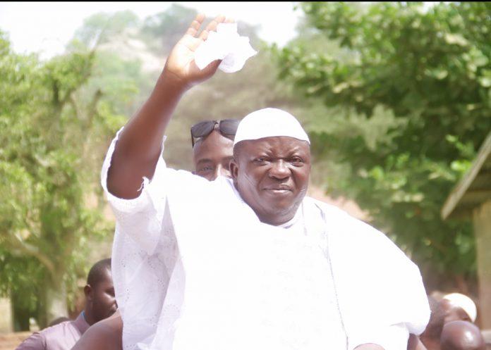 Okere -elect of Saki