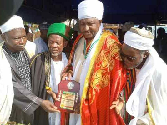 Leagues of Imam and Alfas honours Adeseun, Open Salawu others
