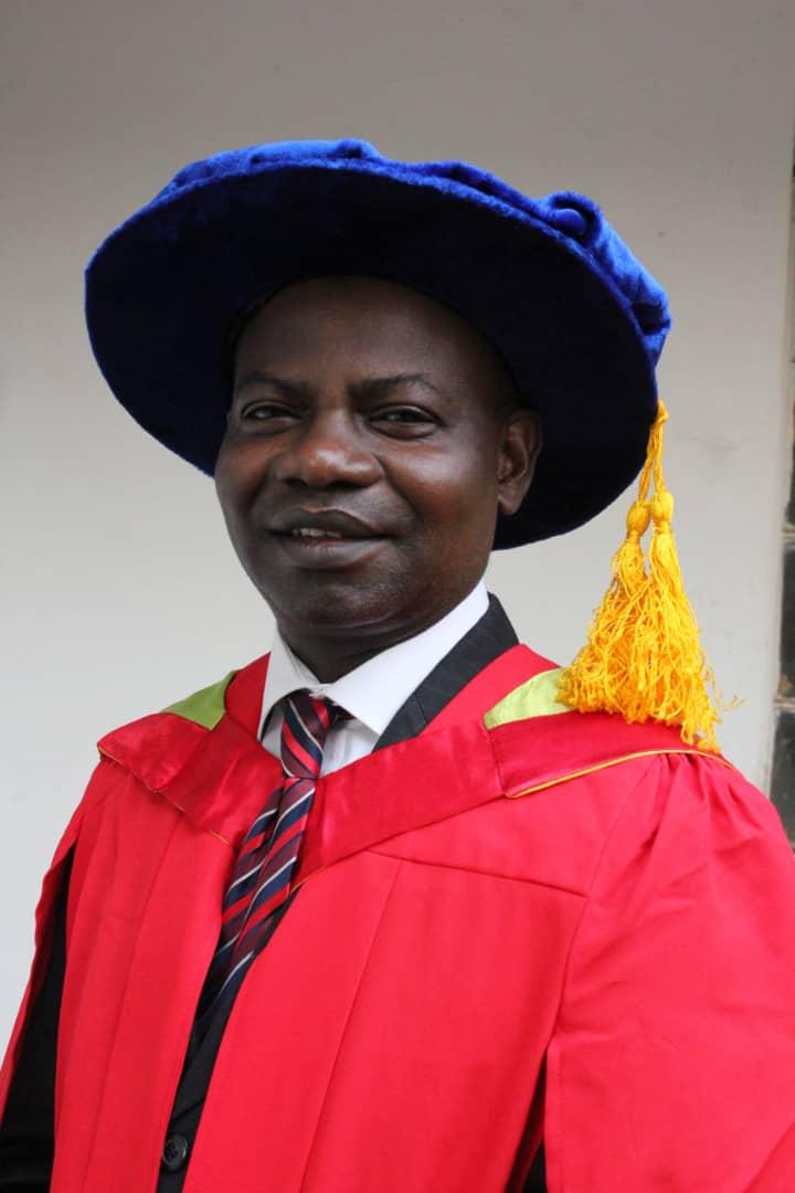 Professor Adeyinka Aderinto