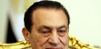 Hosni Mubarak is dead