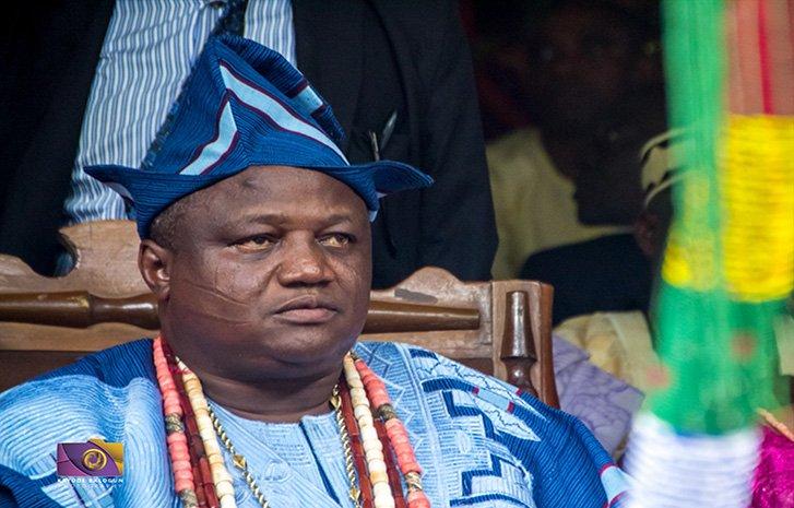 Ataoja of Osogbo, Oba Jimoh-Olanipekun