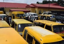 Lagos Taskforce debunks Report on Seized Vehicles