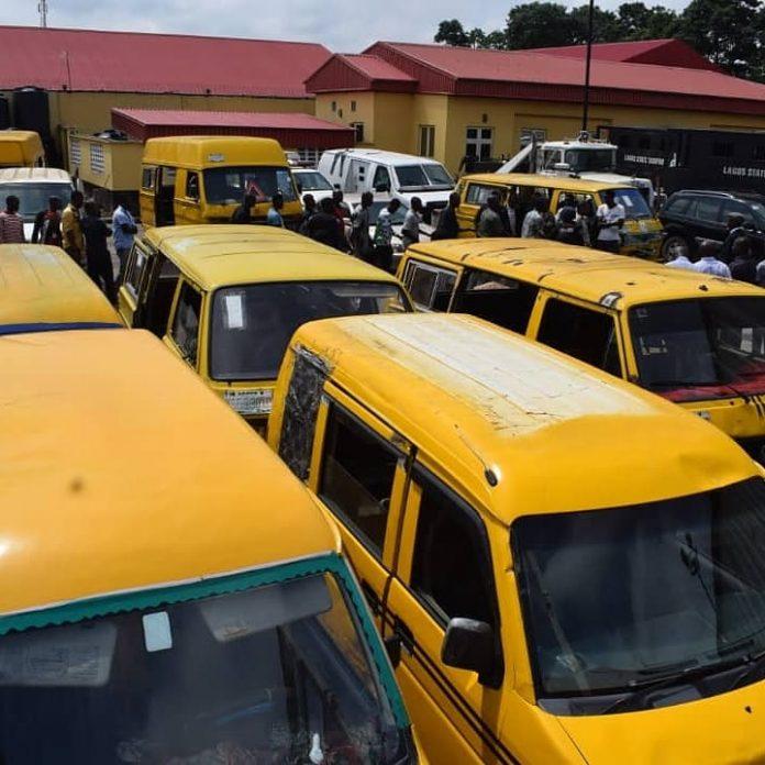 Lagos Taskforce debunks Report on Seized Vehicles