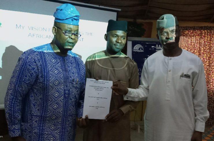 AU-ECOSOC signs tripatrite agreement with CBI ITP