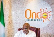 NUJ Want Akeredolu to lockdown in Ondo