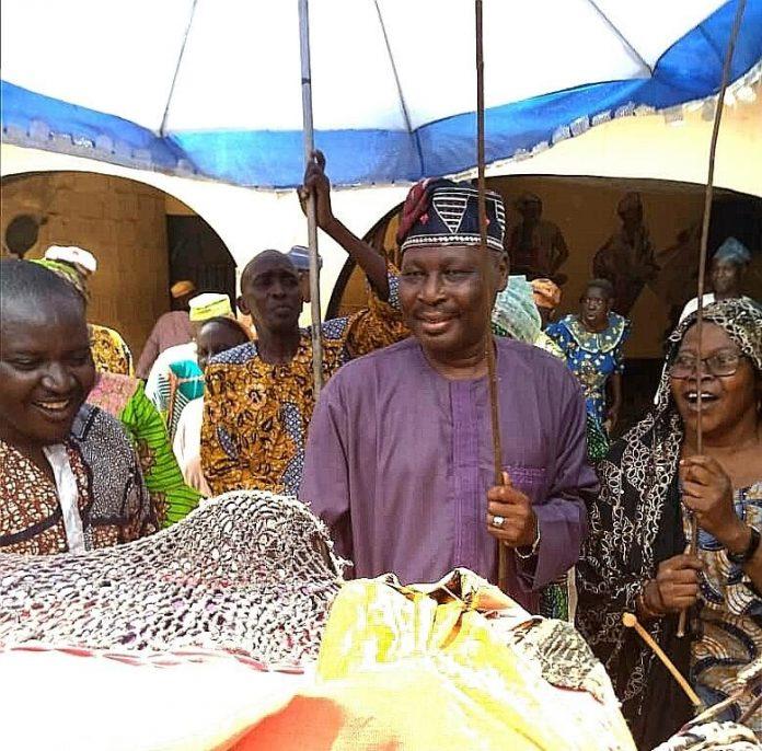 Aseyin seeks spiritual solution