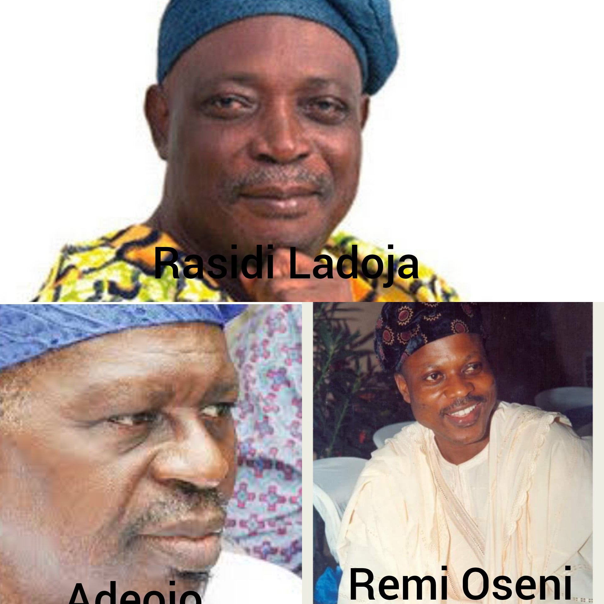 COVID-19: First Bank, Adron Homes, Ladoja, Adeojo, Oseni, Others ...