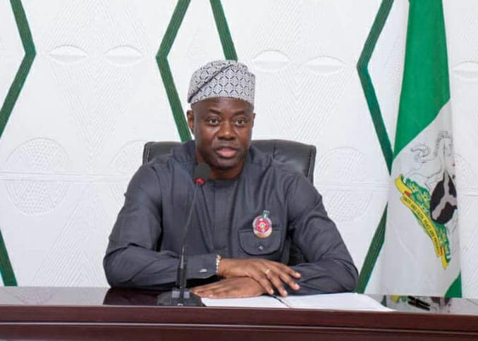 Makinde reelout achievements in one year