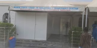 Niger denies protest by covid-19 patients