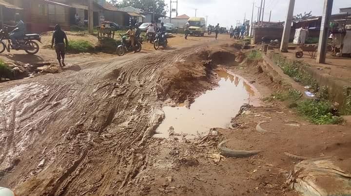 apete-Akufo road