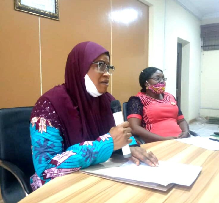 Alhaja Faosat Sanni Oyo state Commissioner for Women Affairs and Social Inclusion
