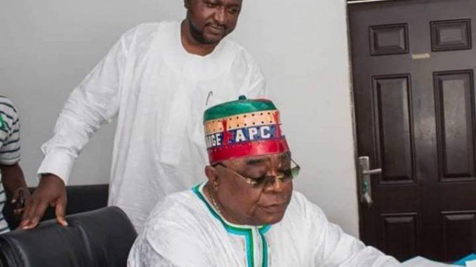 Engineer Open Salawu and Otunba Alao AKala