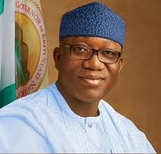 Fayemi Transform forest to Market in Ekiti