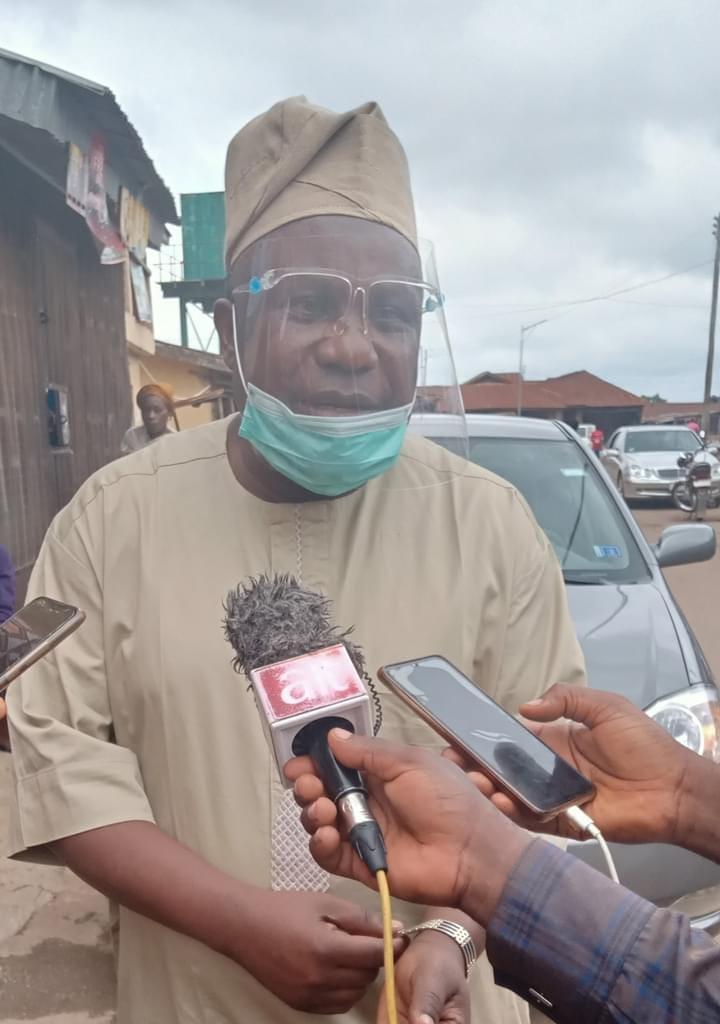 Senator Buhari speaks n APC crisis