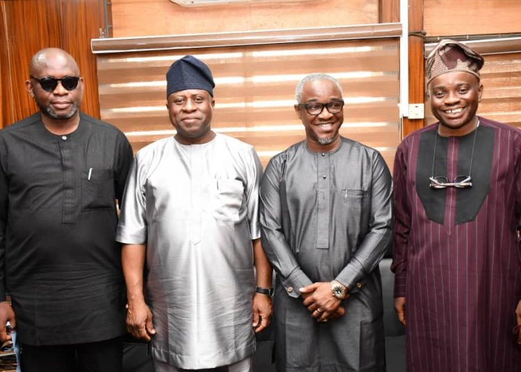 Makinde's achievement attracting opposition