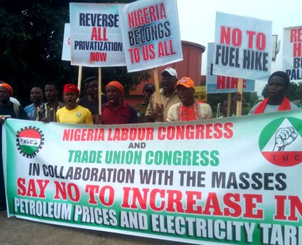 The suspension of strike by national labour leadership weakens the labour movement in Nigeria.