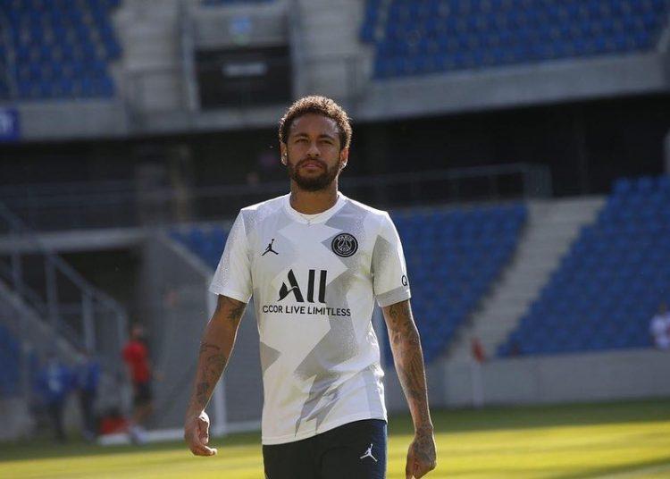 Neymar Jr. test positive for covid-19