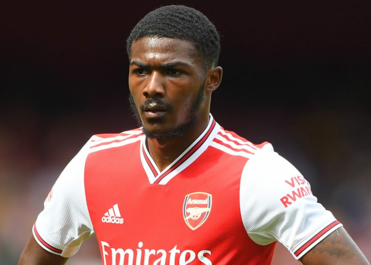 Manchester United Says No Deal on Arsenal Starlet Ainsley Maitland-Niles.