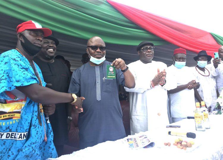 Uduaghan returns to PDP