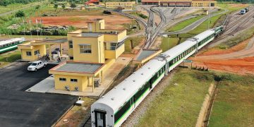Warri-Itakpe Rail Station