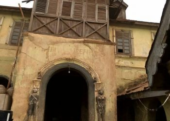 Historical IrefinPalace in Ibadan To Rival Buckingham Palace – Oyo Govt