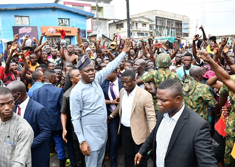 Seyi Makinde's Dexterity And Ingenuity In the Face of Crisis. By Ogun Samson