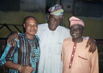 Bola Ogunlayi Fetes Cosmos Oni at 60