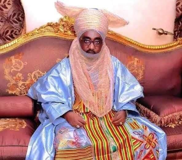 Nuhu Bamalli Emir of Zauzzau Elect