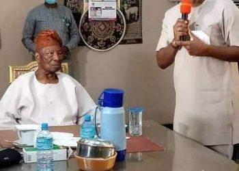 Gov Seyi makinde with Soun of Ogbomosoland Oba Jimoh Oyewumi Ajagungbade 11