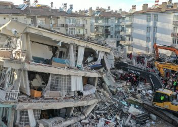 Earthquake hits turkey, greece