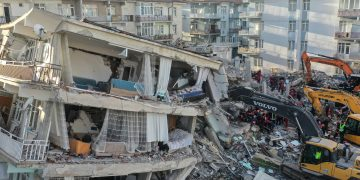 Earthquake hits turkey, greece