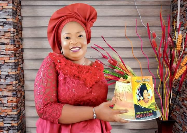 Omotolani Olaide Adelugba Celebrates Birthday With Less Priviledge