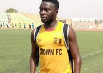 How Another Nigerian Soccer Star Slumps, Dies During Match in Abeokuta