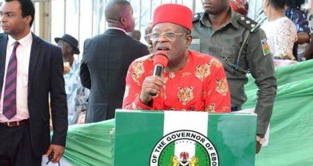 Governor Umahi's Critics Are Enemies of Ndi Igbo- Lady Monica