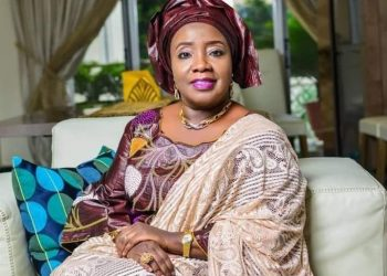 Wolekanle Celebrates Ex Reps Majority Leader Hon Mulikat Akande Adeola @60