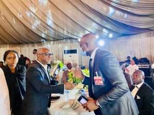 Wolekanle With Prof Adepoju