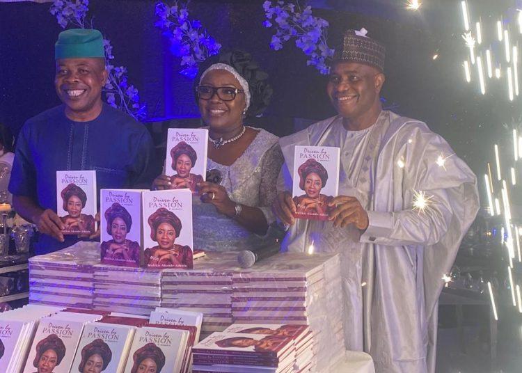 Gov. Tambuwa, Kwakwanso, Odebunmi Others Graced Hon Mulikat Akande Adeola's 60th Birthday Dinner & Book Launch in Abuja
