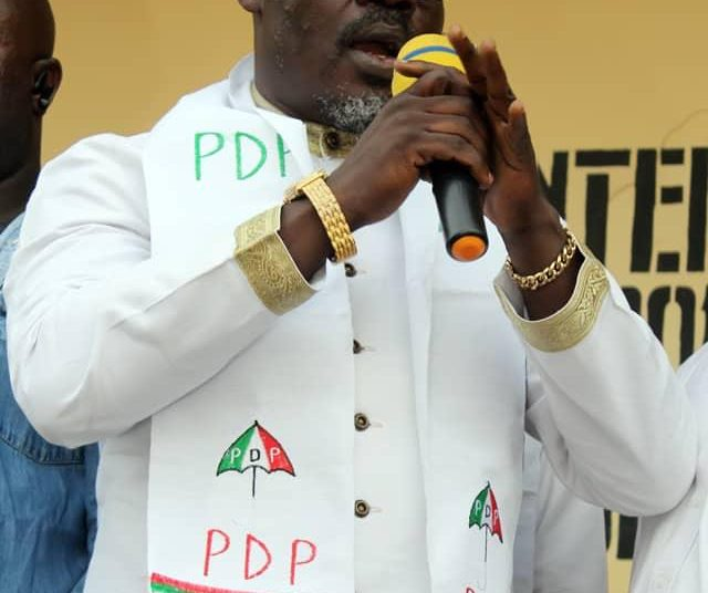 Makinde's performance influenced my decision to join PDP- Fatola