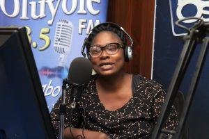 Mrs Olufunmilayo Adejumo-Oyebode,