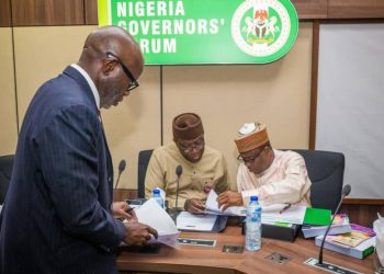 NGF Set To Review Status Of Disbanded SARS, Security Situation