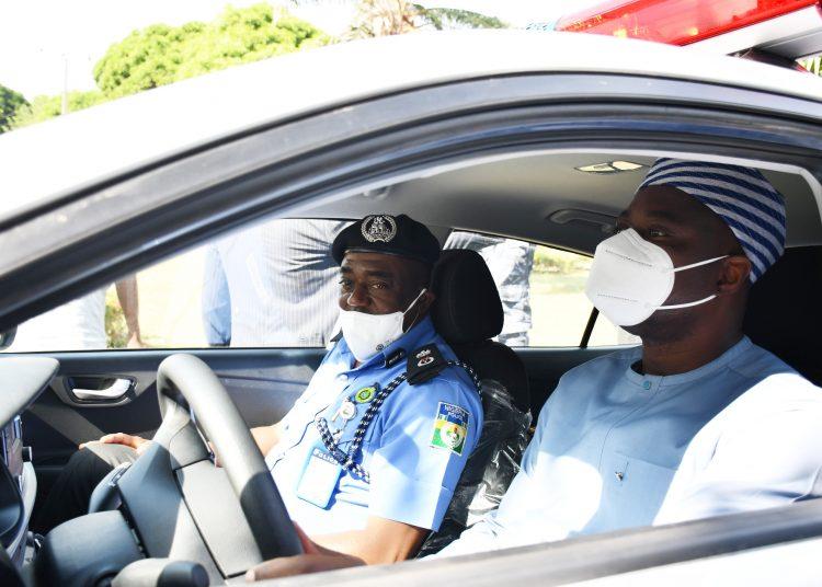 Makind donates 25 operational vehicle to police, operation burst