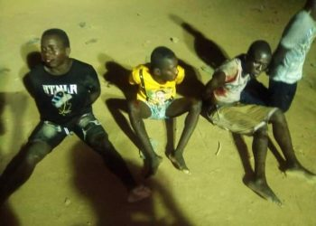 OPC Arrests Suspected Bags Snatcher, Pickpockets at Agege Pen Cinema, Under Bridg