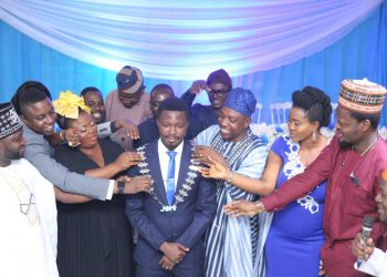 Adeola Adelabu Becomes 44TH President OF JCI Ibadan